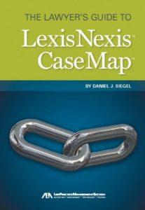 LexisNexis Casemap Book
